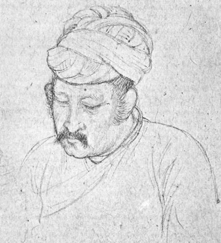 Akbar-Portrait
